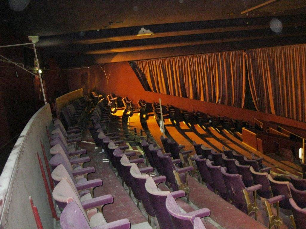Cinemas Theatres Derelict London Photography Social