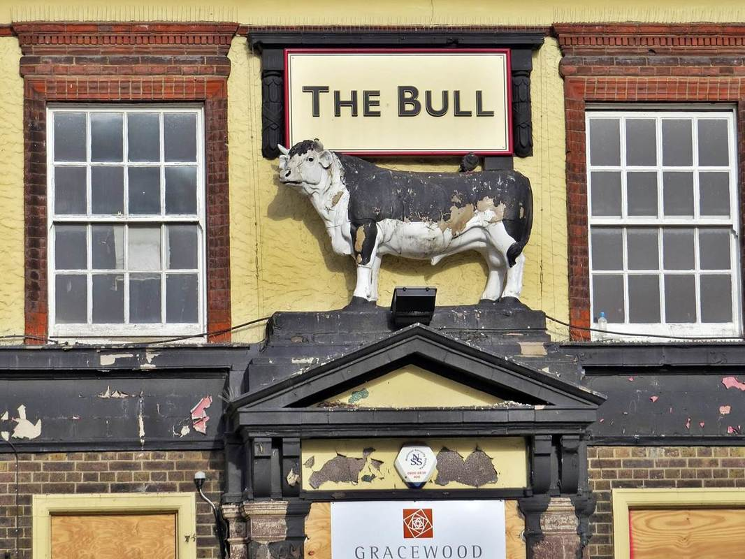 ​The Bull on North Street Barking is believed to date back to the 14th century