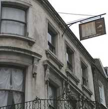 The Britannia in Cable St, Shadwell, E1 is now Cable Street Inn bed and breakfast