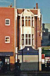 The Ship on Bethnal Green Rd now a London Community Credit Union.
