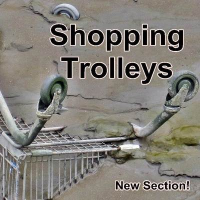 New section for Derelict London on abandoned shopping trolleys