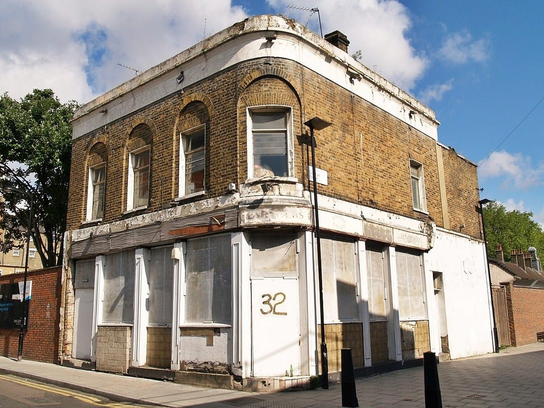 "The Marquis of Lansdowne pub was scheduled for demolition by the adjacent Geffrye Museum. The director of the Geffrye Museum said in 2013 that he had ""no interest in the culture of the labouring classes""."