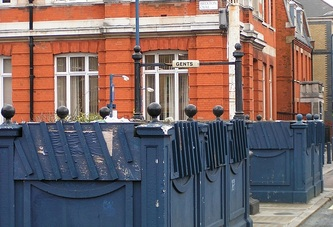 Brixton closed down public toilets