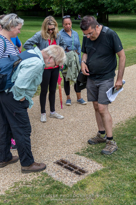 The lost River Westbourne guided walk with Paul Talling author of London's Lost Rivers Book