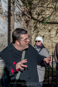 Derelict London guided walk in Limehouse