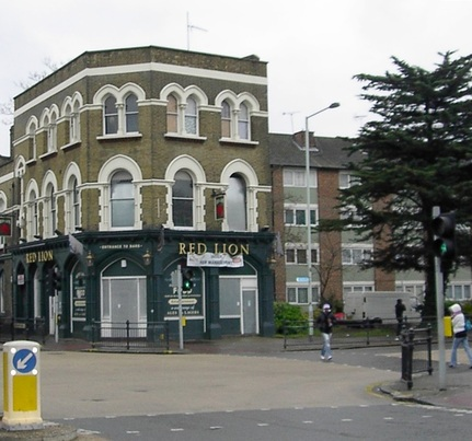 The Red Lion Tottenham N17