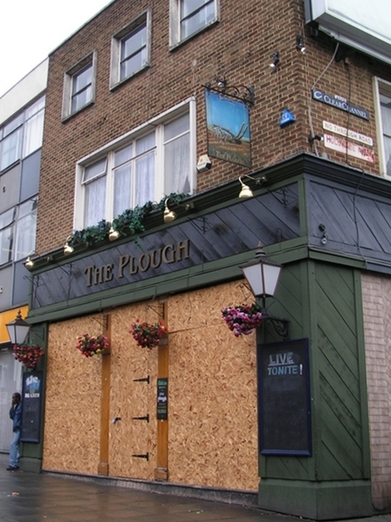 The Plough in Tottenham N17