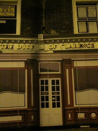The Duke of Clarence St Georges Circus SE1