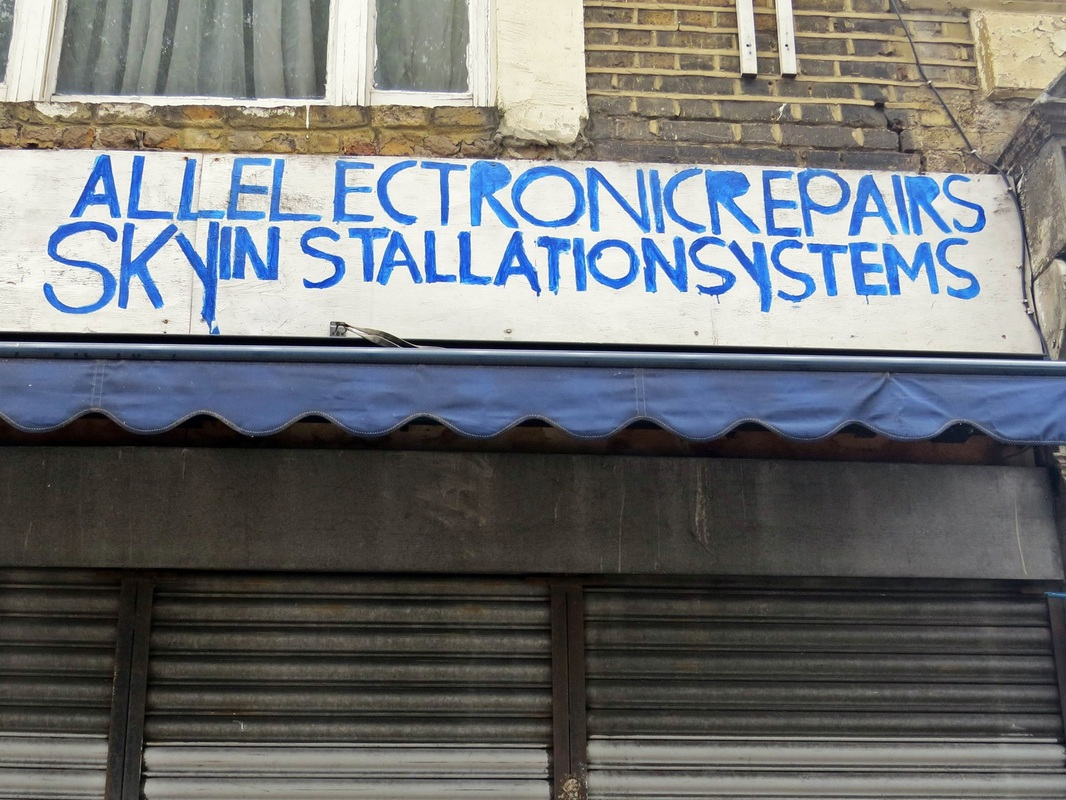 New Cross Electronic Repairs Sky Installations Systems