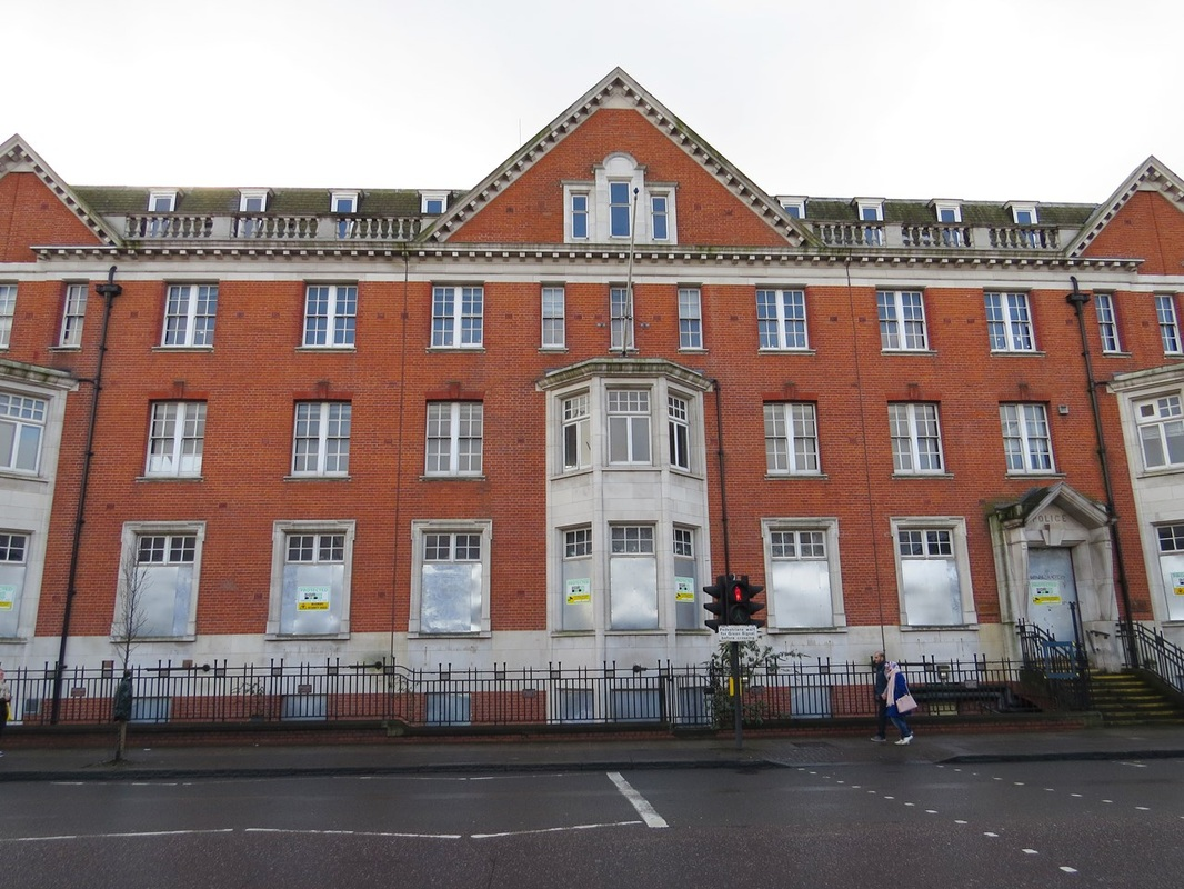 Picture of Harrow Road Police Station - Maida Vale, W9