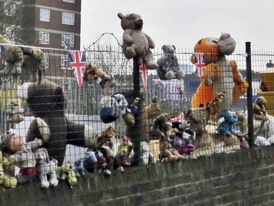 uncared-for, unwanted, friendless soft toys in Croydon