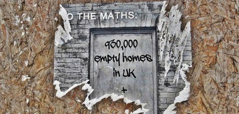 930,000 empty homes in the UK Do the Maths