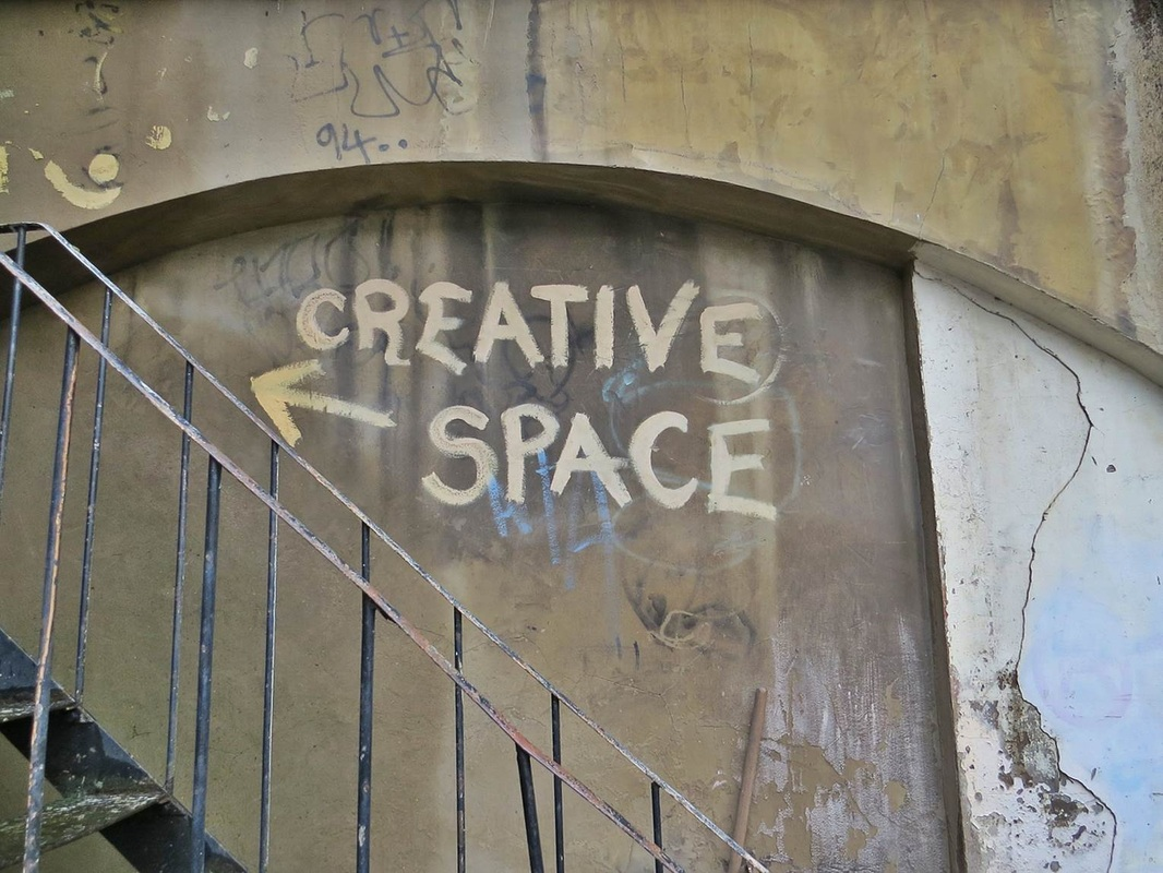 pointer to Creative Space  in Kentish Town NW5