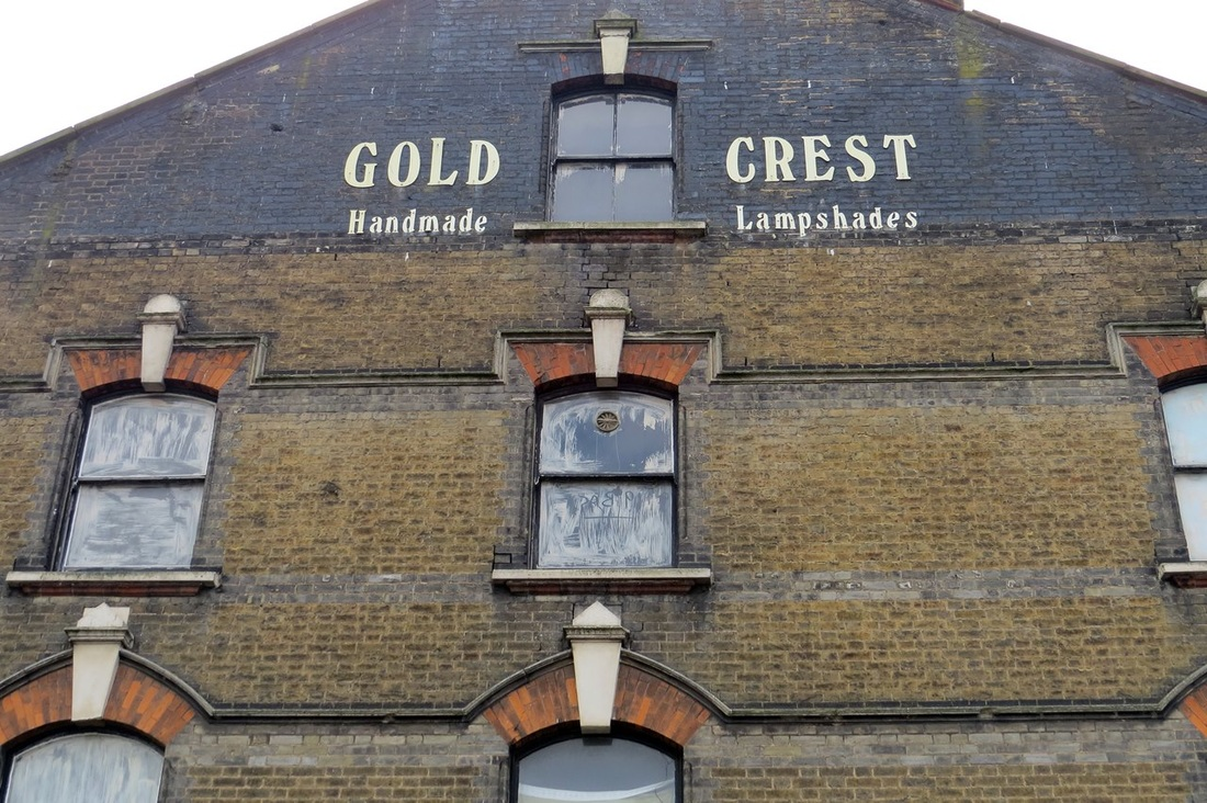 Closed down Gold Crest Lampshades in Newham