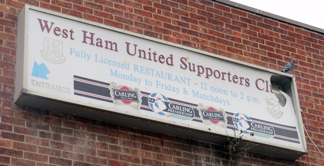 Picture of West Ham United Supporters' Club (Hammers Social Club) In Castle Street
