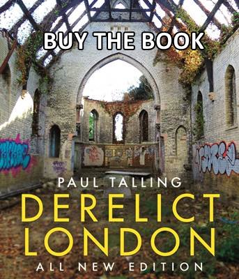Link to Derelict London Book by Paul Talling