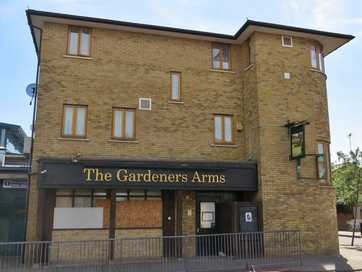​The cllosed down and derelict Gardeners Arms pub on Burnside Avenue replaced another nearby pub called the Greyhound