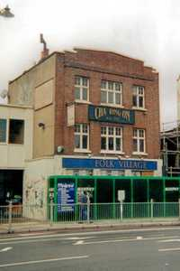 Defunct east end strippers pub Norfolk Village now demolished