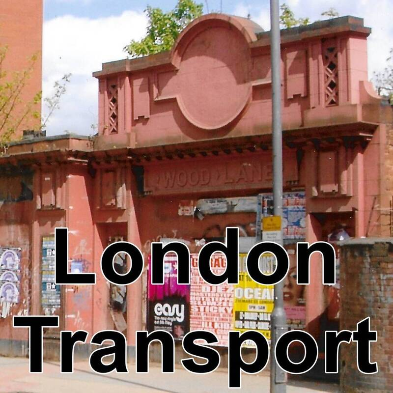 Link page to Derelict London Transport section of tube and railway stations
