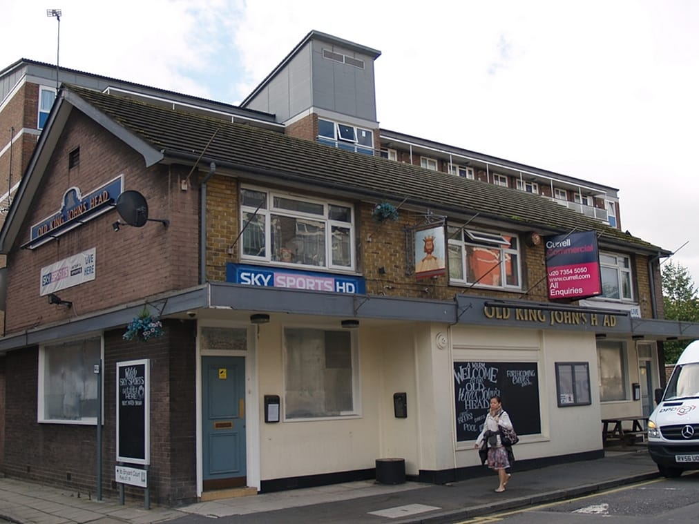 Old King Johns Head on Whiston Rd closed in 2012 and demolished and replaced by flats