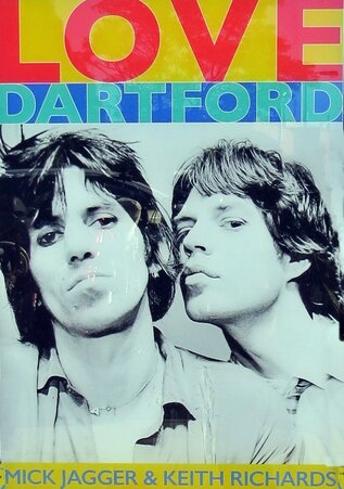Love Dartford, Mick Jagger & Keith Richards celebrate local history