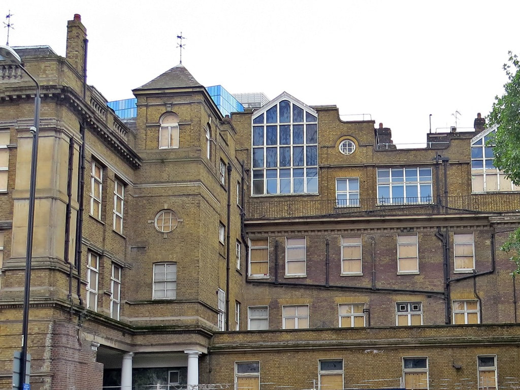 The Royal London Hospital old building is to restored to create a civic centre for Tower Hamlets Council as part of their 'Whitechapel Vision' – one of London's biggest regeneration projects.