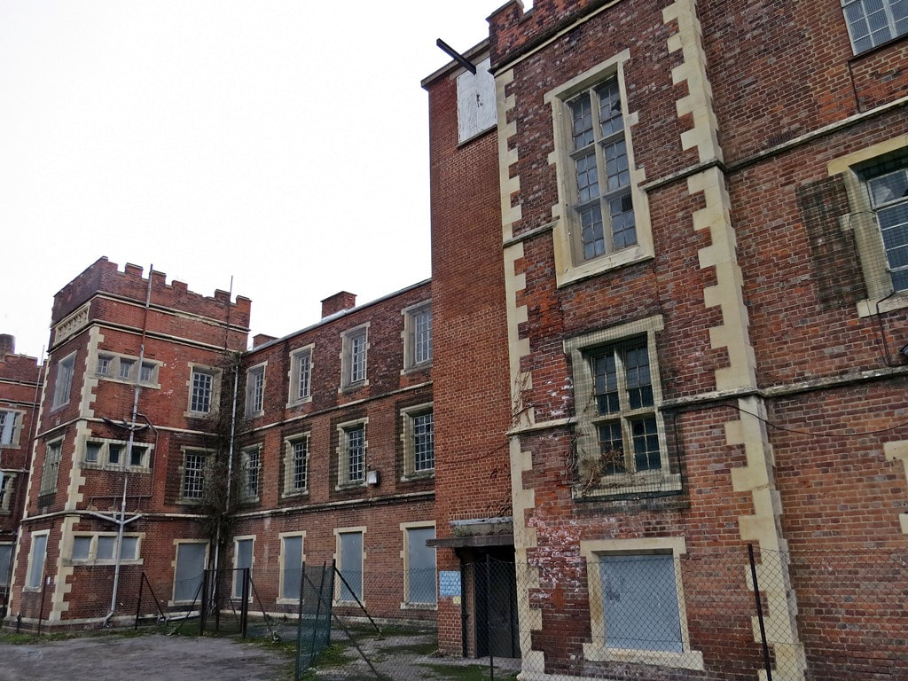 Hospitals South Of The River Derelict London Photography Social History And Guided Walking Tours
