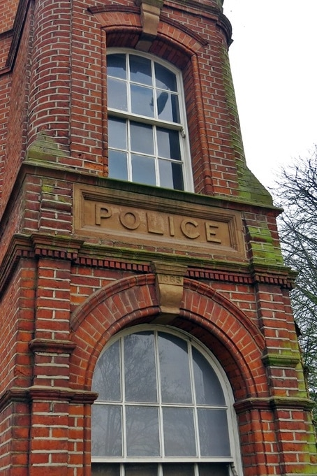 closed down ​St Ann's Police Station - Tottenham, N15